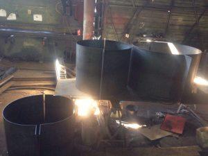 вальцовка металла в Санкт-Петербурге
