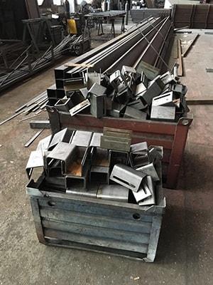 гибка металла по проекту