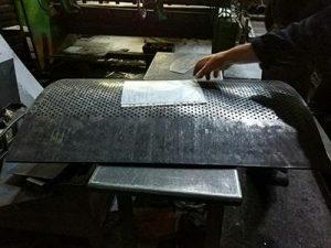 вальцовка металла в компании Гефест
