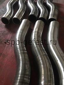 услуги по металлопереработке в Спб